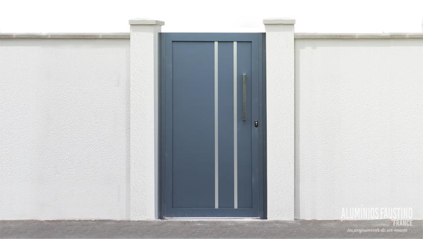 Clôture/Portail/Portillon en aluminium sur-mesure