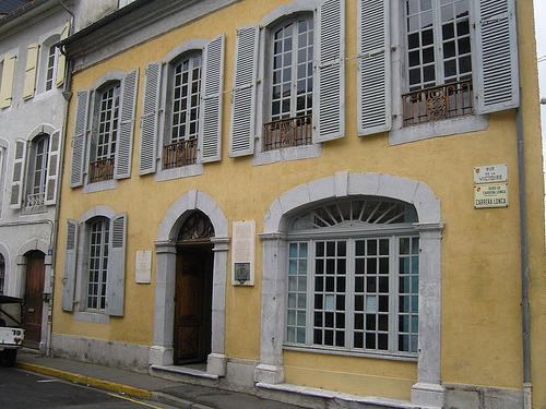 La maison du Maréchal aujourd'hui, à Tarbes
