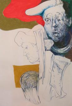 Tomasz Zielinski Zeichnung II