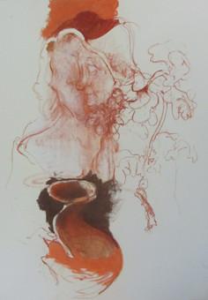 Tomasz Zielinski Zeichnung I