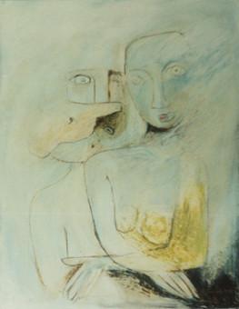 Ryszard Grodnicki Zeichnung V