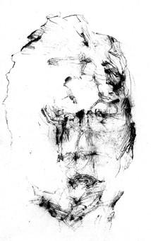 Günter Reich Zeichnung V
