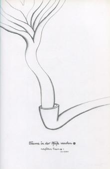Charly Wüllner Zeichnung XV