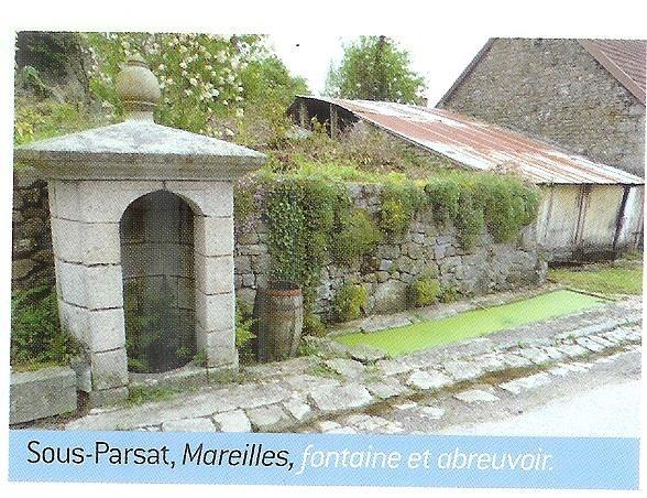 Petit patrimoine à Mareilles