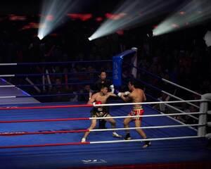 ボクシングのリングロープの数