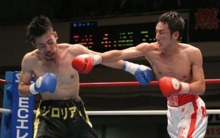 ロバート山本とボクシング