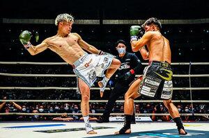 キックボクシングはマイナー競技
