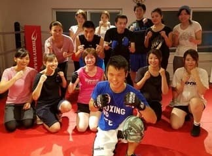 大阪のボクシングジムのお声