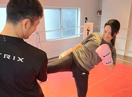 大阪でボクシングが教えてもらえるジムのお声