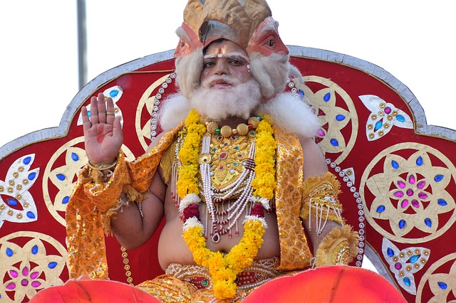 Legende Hindoue