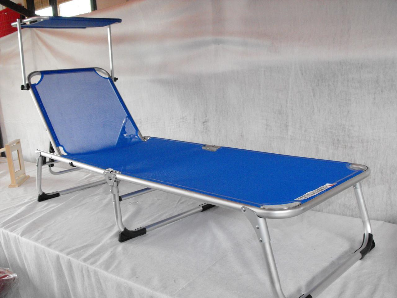 Sedia A Sdraio Alluminio.Tavoli Sedie E Sdraio Euroitalia