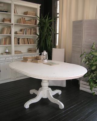Tavoli euroitaliagallarate for Tavoli laccati bianchi