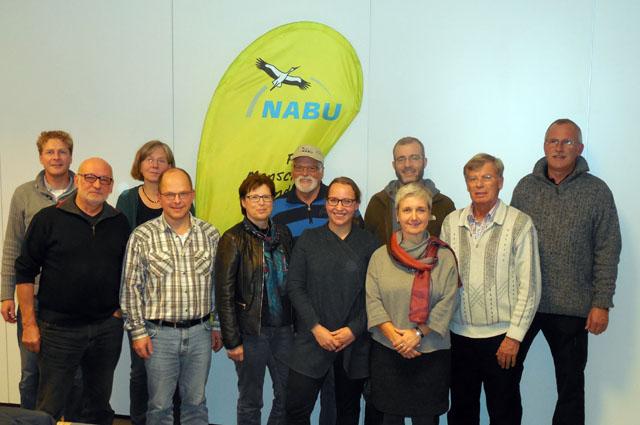 Feierliche Zeichnung der Vereinbarung zur Errichtung der NABU-Regionalgeschäftsstelle Südostniedersachsen.