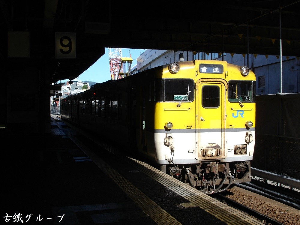 キハ40 2003(2013年9月)