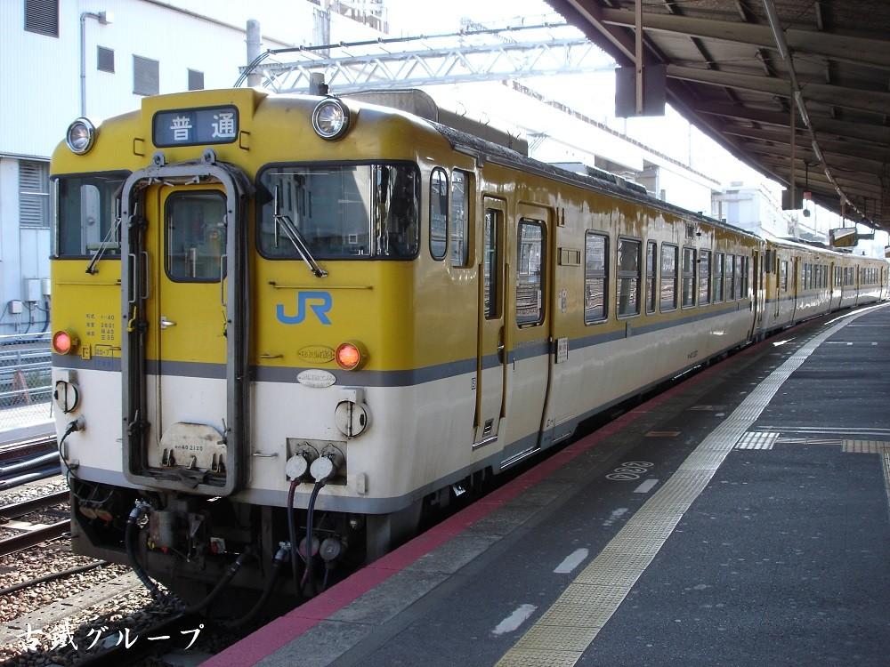 キハ40 2120(2013年9月)