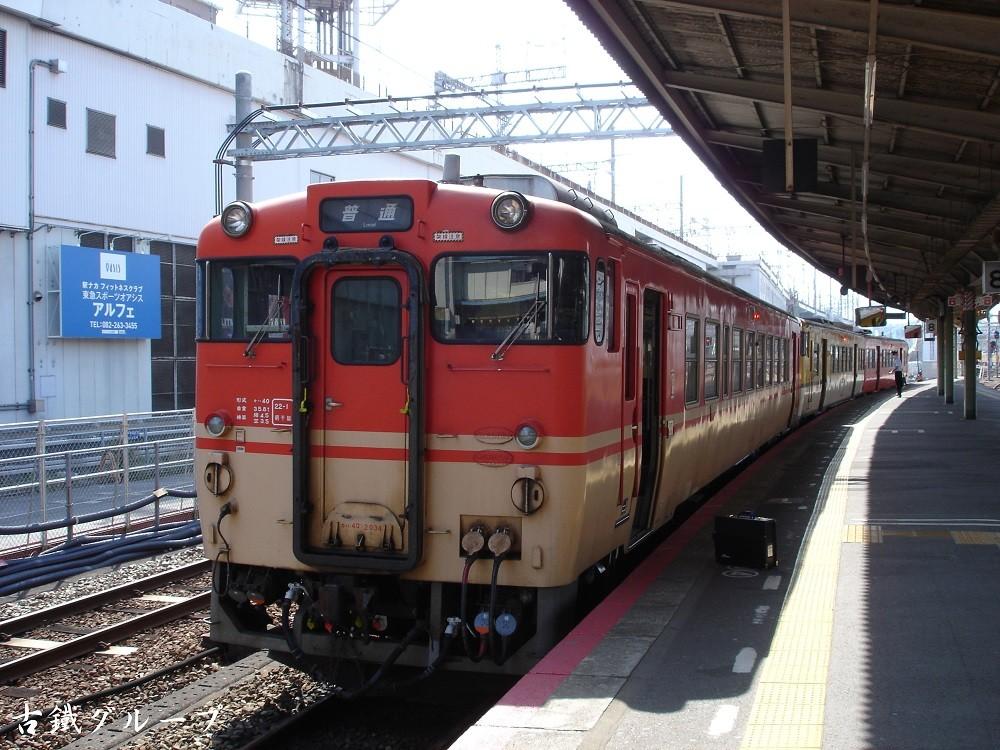 キハ40 2034(2013年6月)