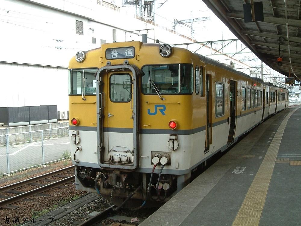 キハ47 1102(2009年3月)