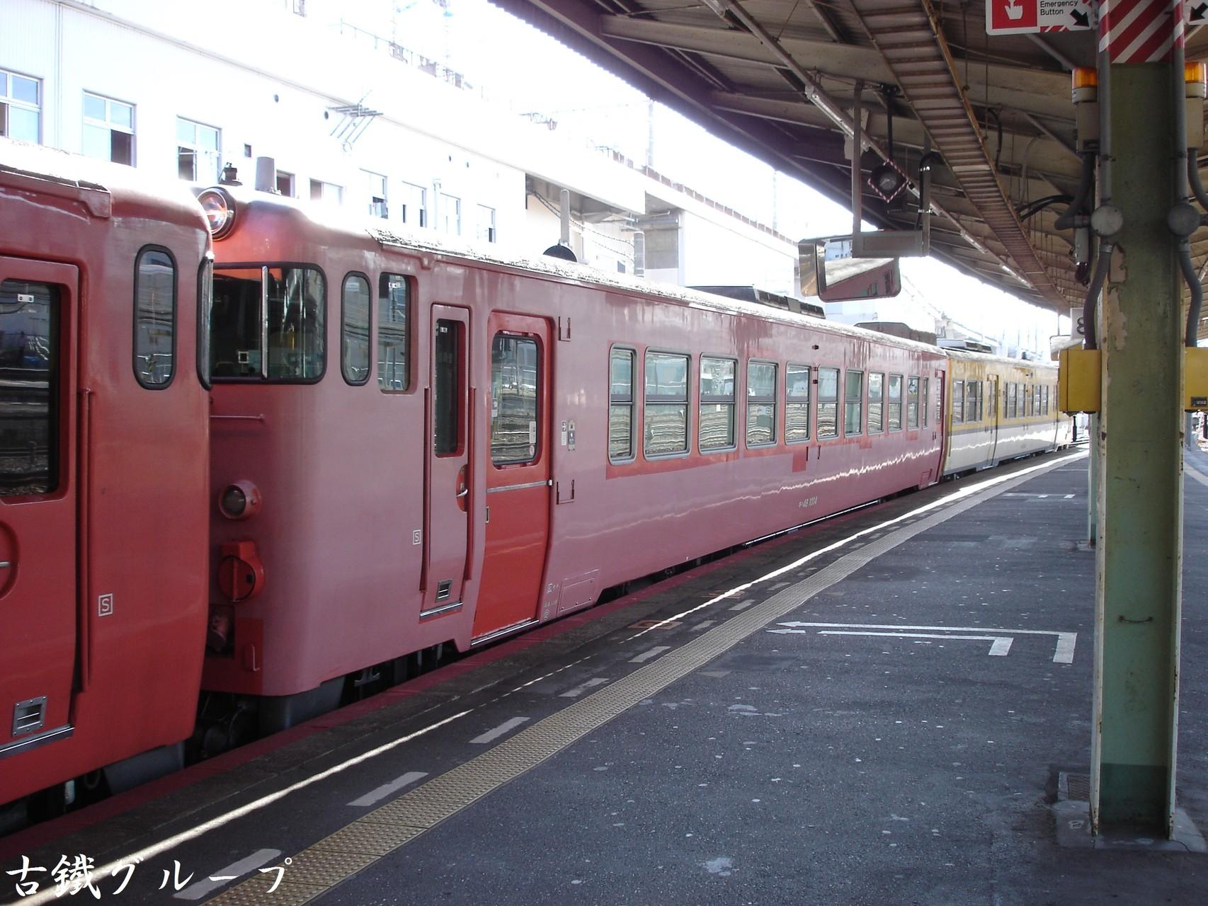 キハ48 1004(2013年9月)