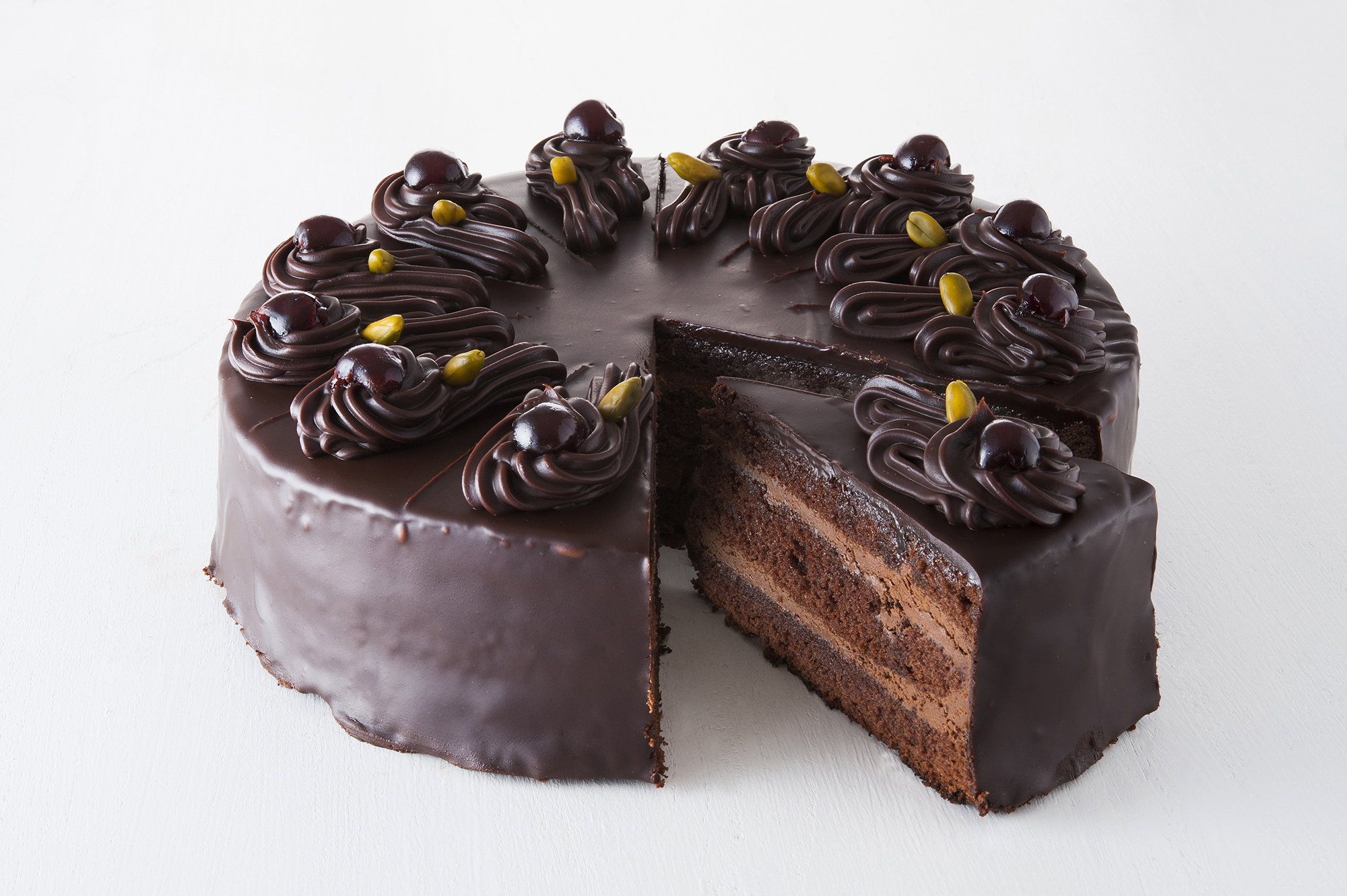 Schoko-Praline-Torte