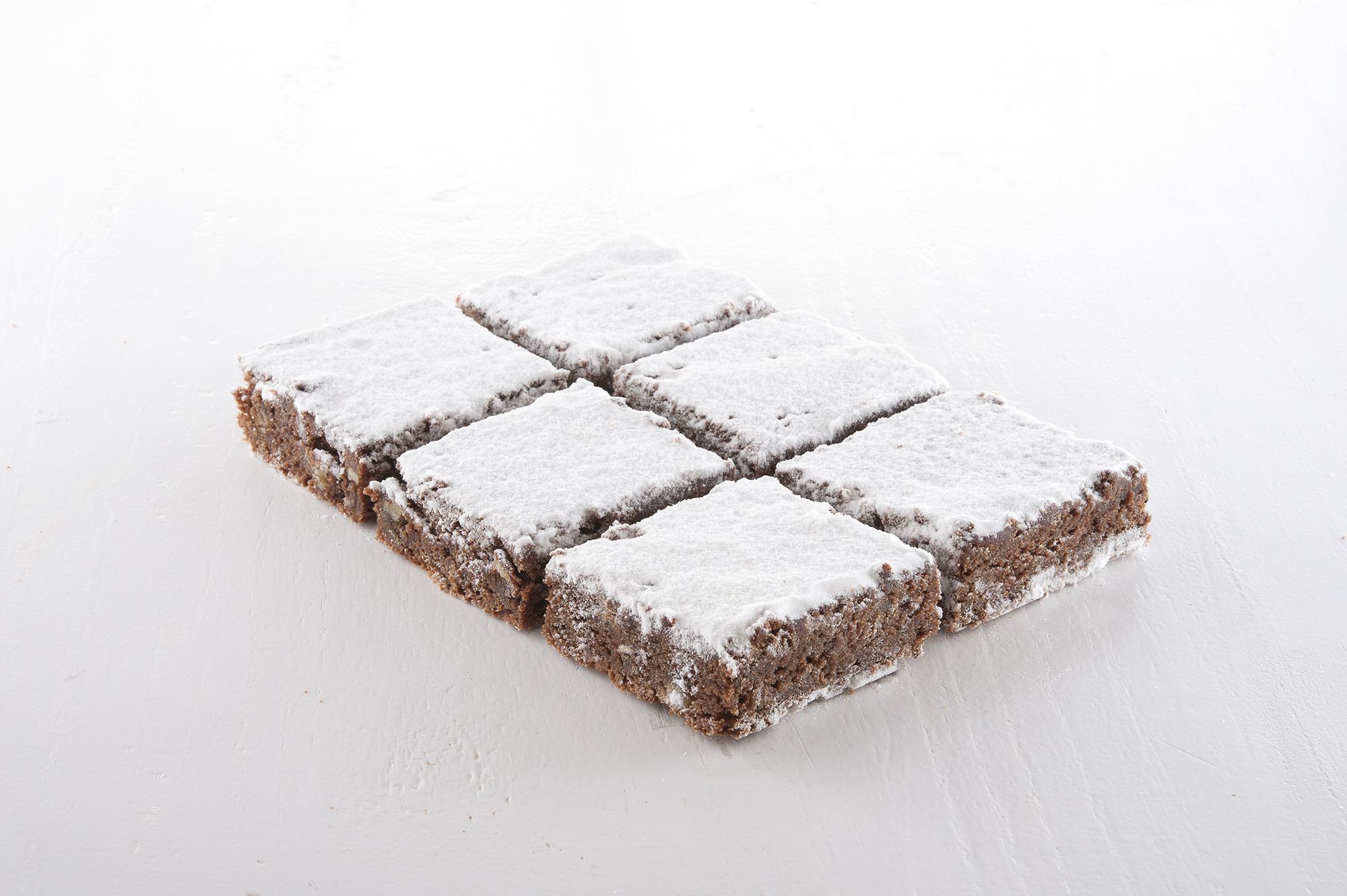 Walnuss Brownie