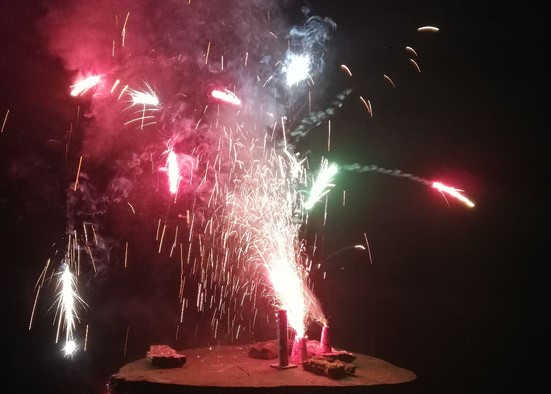 Kraftquelle, Neuanfang, Neubeginn, Start ins neue Jahr, Wochenlieblinge, Wochenrückblick, Feuerwerk