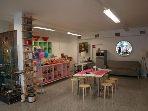 Perlenladen und Partylocation ELA EIS Düsseldorf