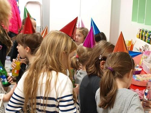 ELA EIS Kindergeburtstag Verkleidung + Spaß