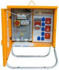 Baustromverteiler 125A