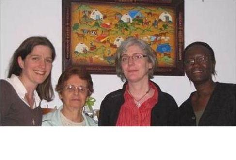 Ir. Edwiges missionária brasileira na França