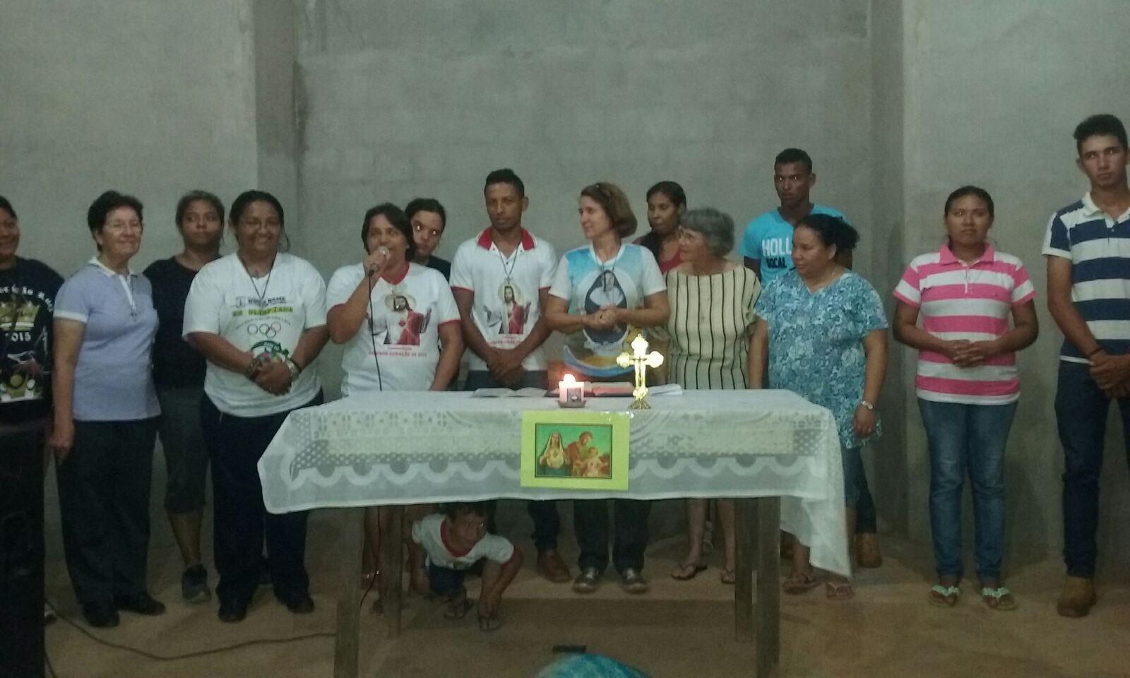 Pastoral em Cáceres: Sagrado Coração
