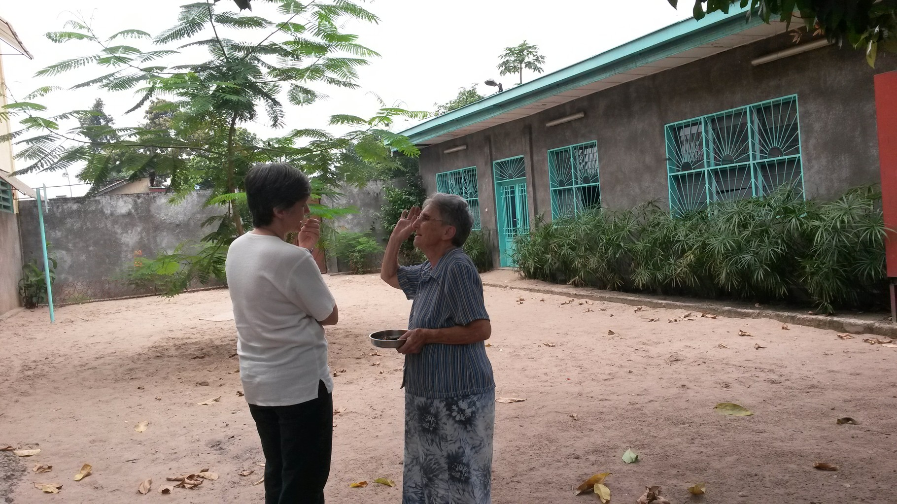 RDC - Comunidade Mombele