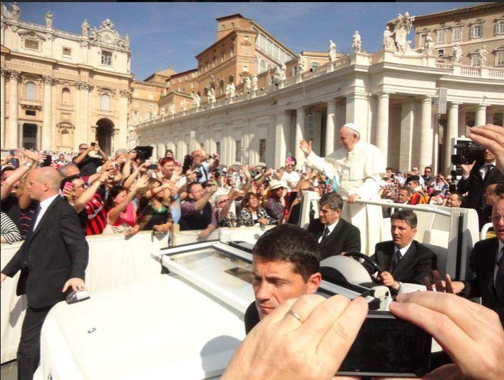 No Vaticano