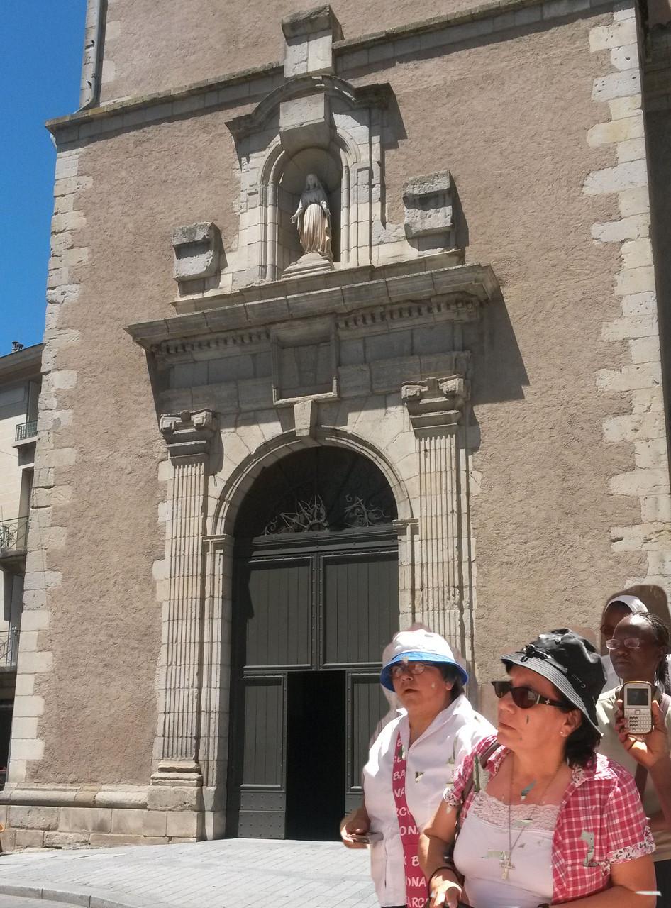 Encontro internacional Castres - 10 de julho