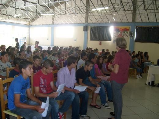 Evangelização: Jovens