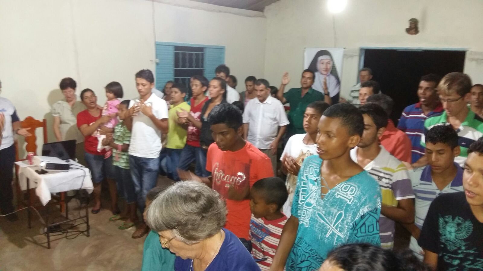 Pastoral na Comunidade Assentamento Paiol