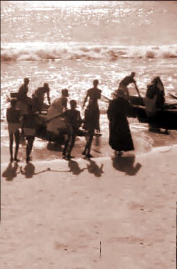 Carta de uma missionária chegando ao Gabon em 1948 - Vídeo