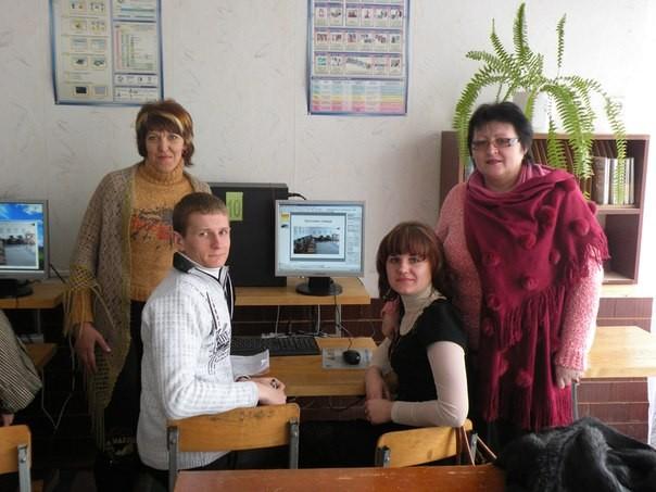 """Курси """"Українські лідери європейської освіти"""" на базі СЗШ № 30. 2009 рік"""