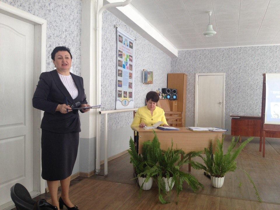 Л.В., Нагай, директор НВК