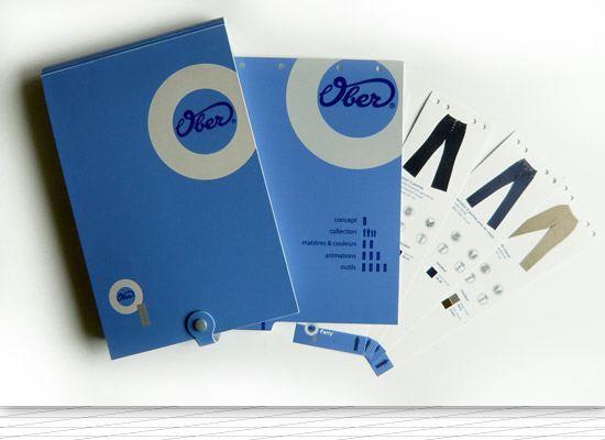 catalogue saisonnier produits Ober bleu (distributeurs)