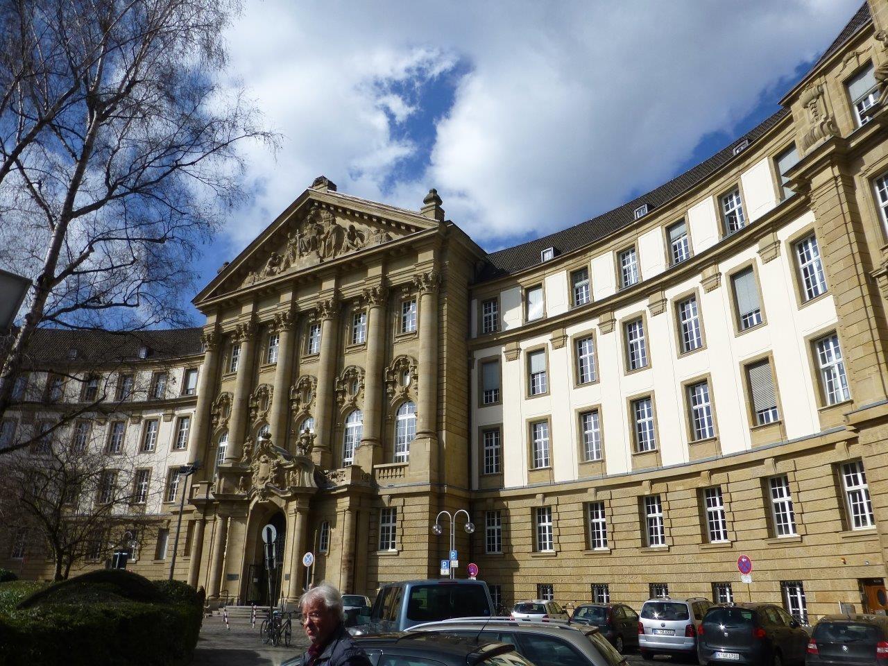 bibliothek olg köln - franke architektur | innenarchitektur, Innenarchitektur ideen