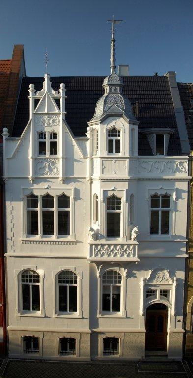 Umbau und sanierung stadtvilla von 1900 franke for Innenarchitektur 1900