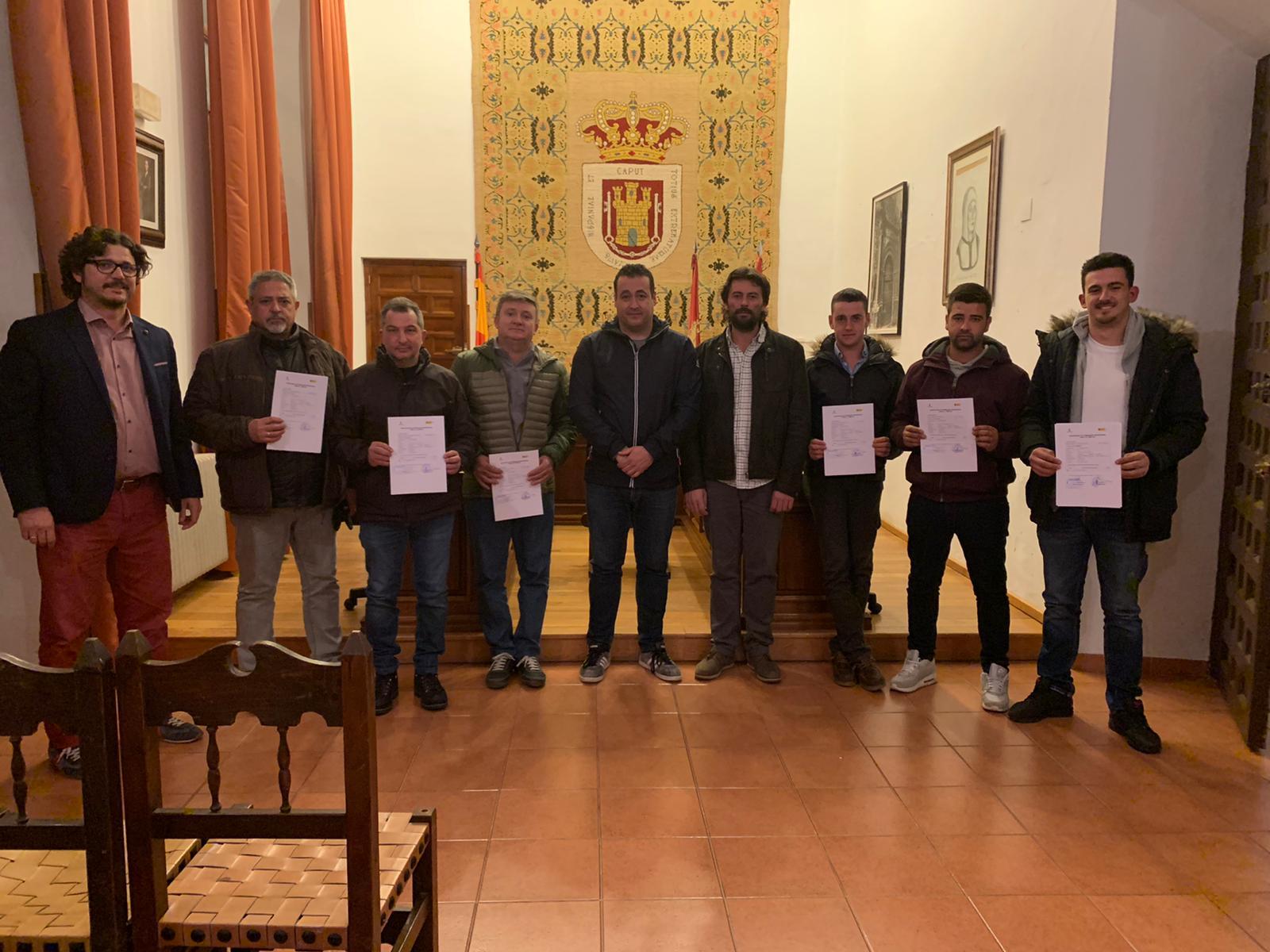 Poda e Injerto del Pistacho y Olivar ALCARAZ