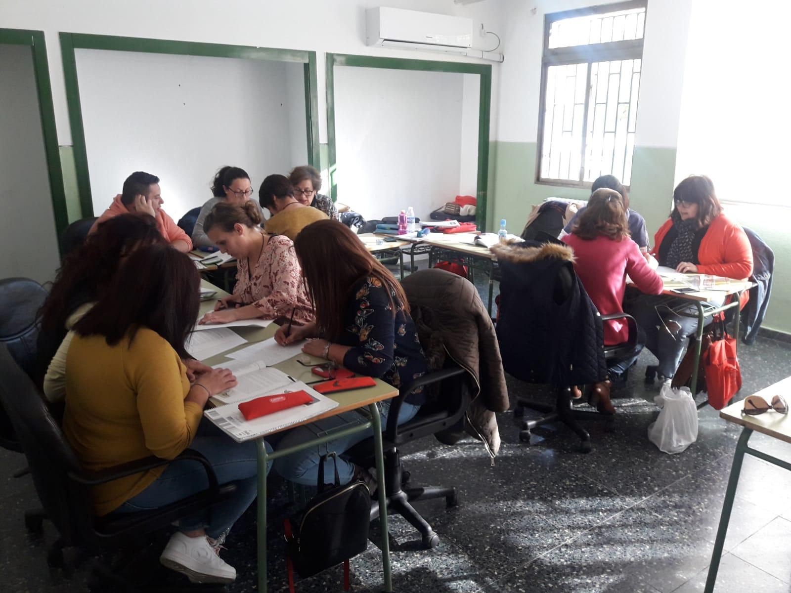 Atención Sociosanitaria a Personas Dependientes en Instituciones Sociales ALCARAZ