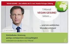 Dr.med. Henrich-Pro Vegan Info