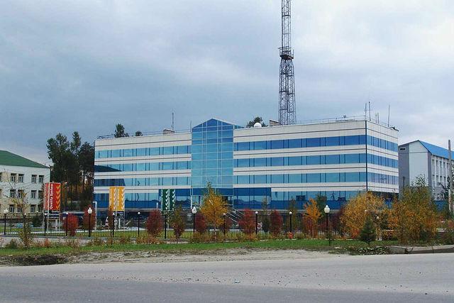 Здание ТНК.
