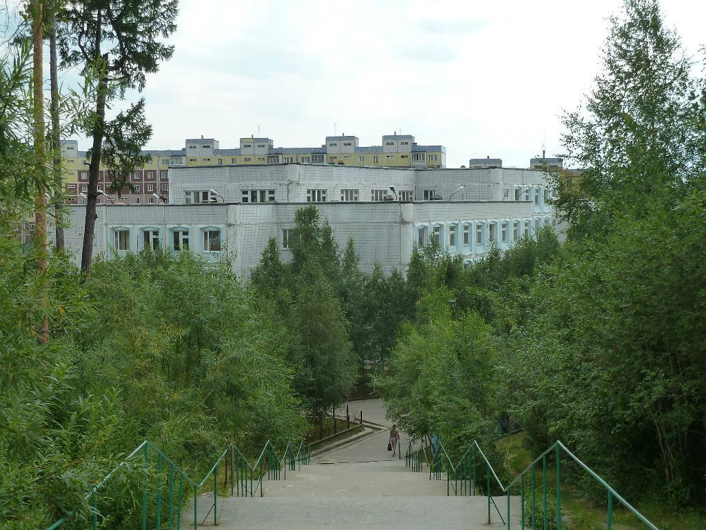 Школа летом 2012 года