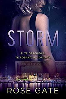 Storm Rose Gate - Top 8 que libros leer en un Viaje