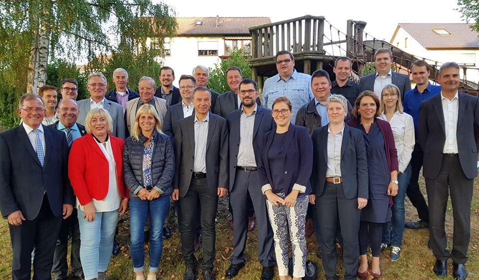 Eine starke Mannschaft für unseren Landkreis - CSU Kreistagskandidaten/innen für die Kommunalwahl 2020