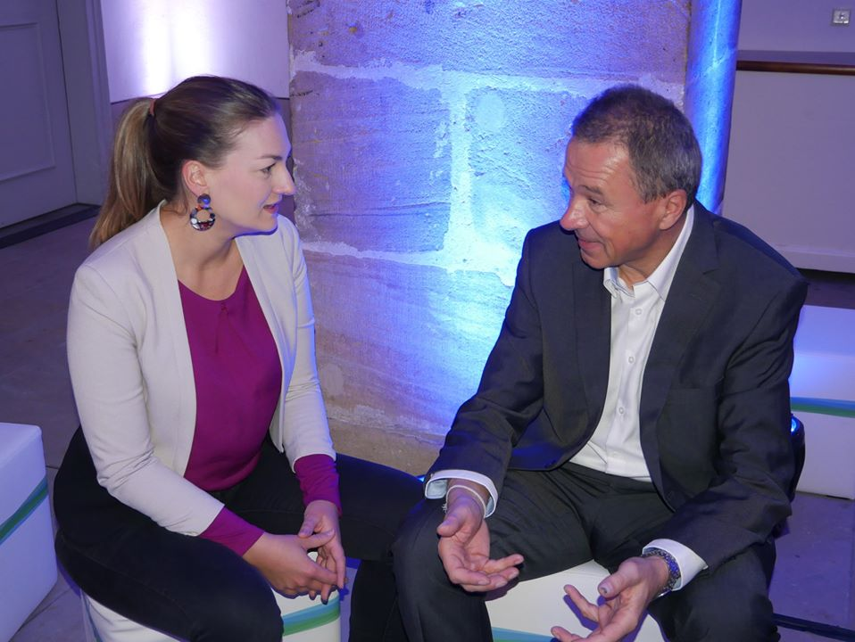 Im Gespräch mit Staatsministerin für Digitales Judith Gerlach