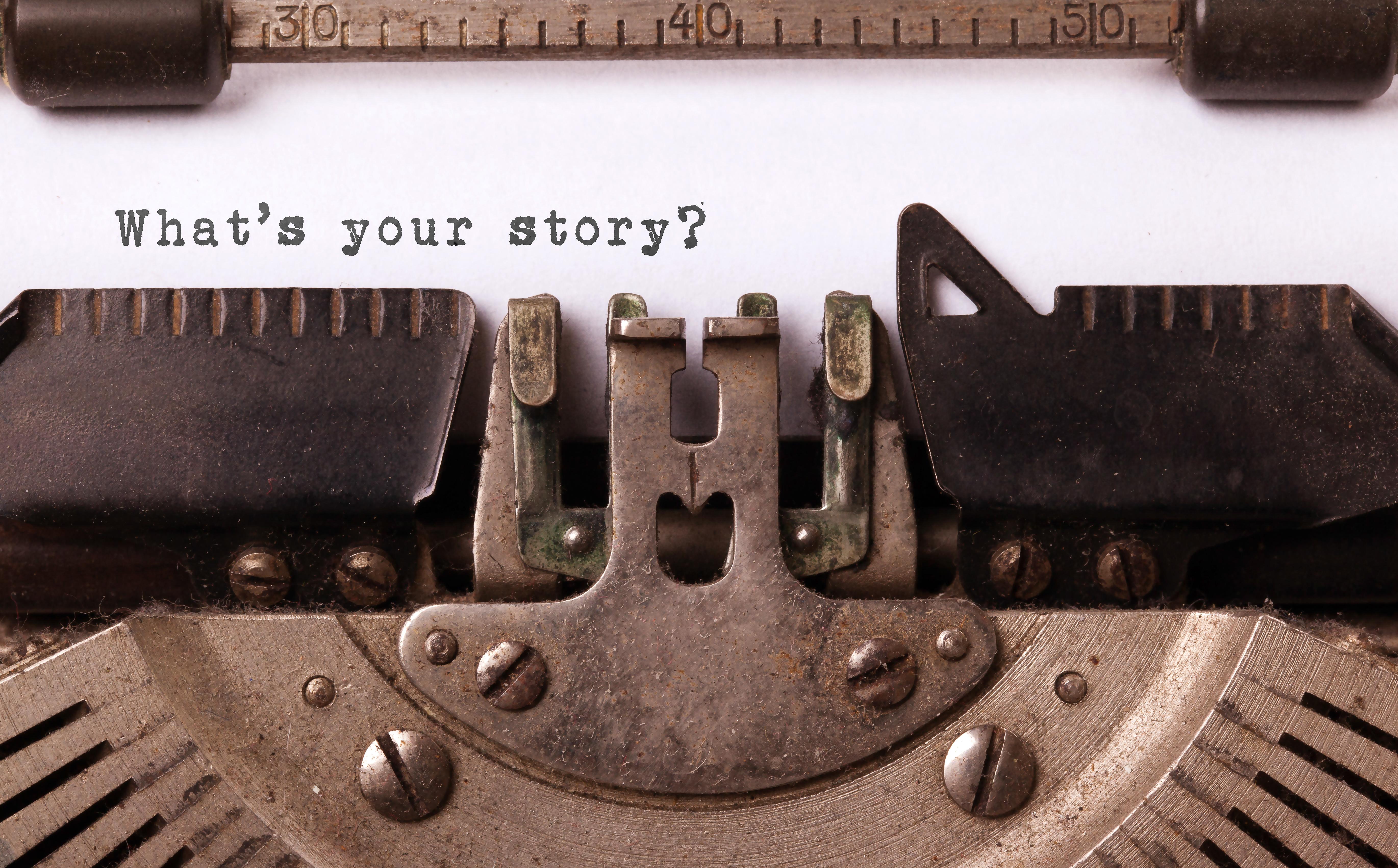 Storybuilding & Storytelling - ein unverzichtbares Instrument im Marketing & Selbstmarketing: Mit der richtigen Story Botschaften verankern und gewinnen